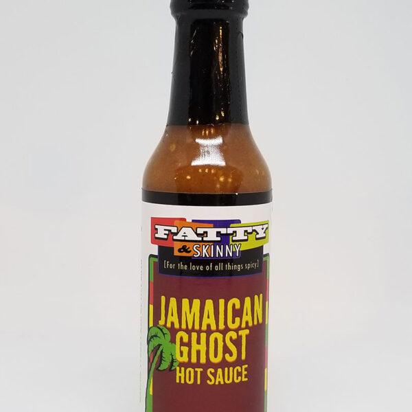 Jamaican Ghost Hot Sauce