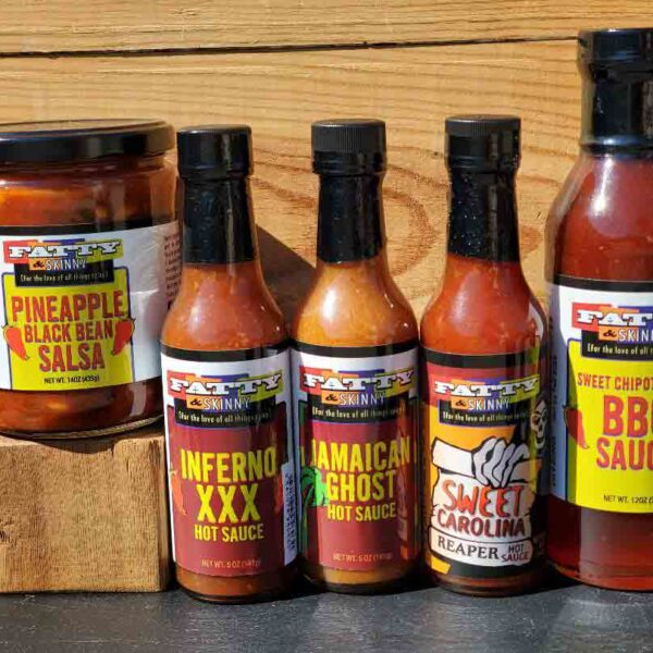 F & S sauces and salsa